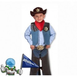Disfraz infantil de vaquero para niño