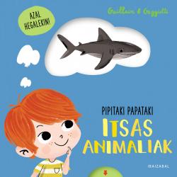 ITSAS ANIMALIAK, AZAL HEGALEKIN!