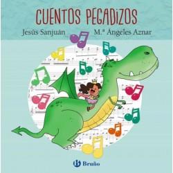 CUENTOS PEGADIZOS, LIBRO CON CD