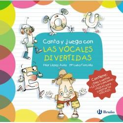 CANTA Y JUEGA CON LAS VOCALES DIVERTIDAS