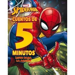 SPIDER-MAN , CUENTOS DE 5 MINUTOS , VOLUMEN 2