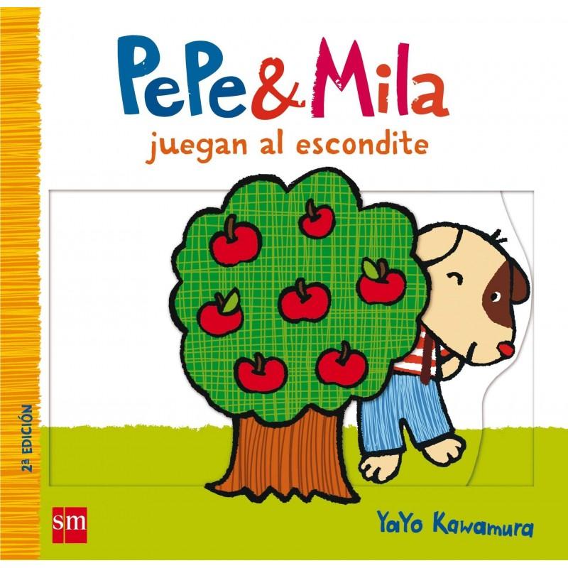 PEPE & MILA JUEGAN AL ESCONDITE