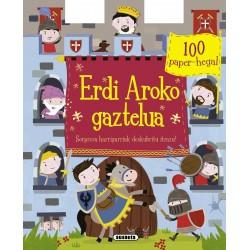 ERDI AROKO GAZTELUA, 100 PAPER-HEGAL