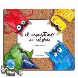 EL MONSTRUO DE COLORES , EDICIÓN POP-UP , ANNA LLENAS