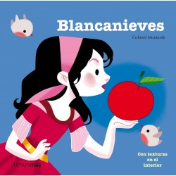 BLANCANIEVES. CON TEXTURAS...