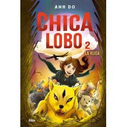 CHICA LOBO 2, LA HUIDA