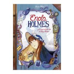 ENOLA HOLMES Y EL SORPRENDENTE CASO DE LADY ALISTAIR, ENOLA HOLMES LA NOVELA GRÁFICA 2