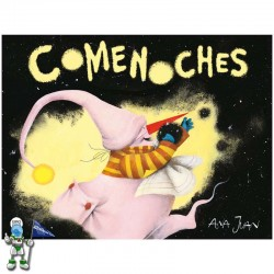 COMENOCHES, COLECCIÓN BAOBAB