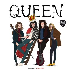 QUEEN , BAND RECORDS 4