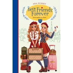 BEST FRIENDS FOREVER 3, INTERCAMBIO EN PARÍS