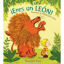 ¡ERES UN LEÓN! , POSTURAS DE YOGA PARA NIÑOS