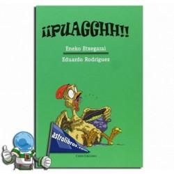 Libro infantil ¡¡PUAGGHH!!