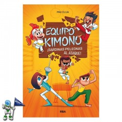 EQUIPO KIMONO, ¡SARDINAS PELEONAS AL ATAQUE!