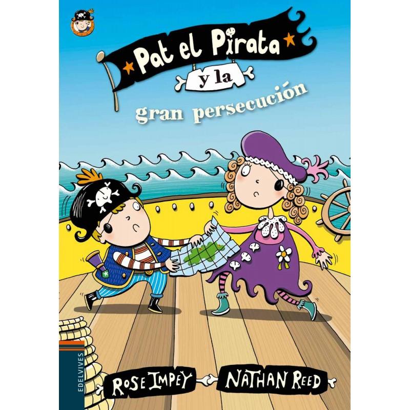 PAT EL PIRATA Y LA GRAN PERSECUCIÓN , PAT EL PIRATA 8