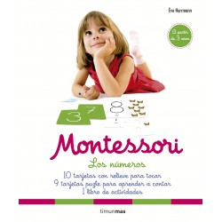 MONTESSORI KIT, LOS NÚMEROS
