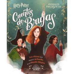 CUENTOS DE BRUJAS, HARRY...