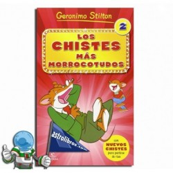 LOS CHISTES MÁS MORROCOTUDOS 2 , GERONIMO STILTON