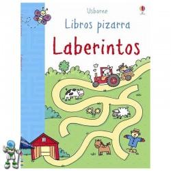 EL PARQUE DE LOS LABERINTOS | LIBROS PIZARRA | USBORNE