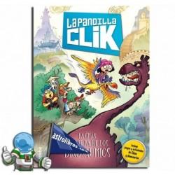 La pandilla Clik 3. La gran aventura de los Dinosaurios.