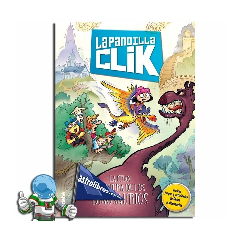 El misterio de Cocodrilo 73. La pandilla Clik 2.