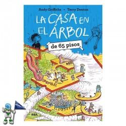 LA CASA EN EL ÁRBOL DE 65...