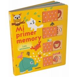 MI PRIMER MEMORY, LOS ANIMALES