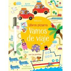 VAMOS DE VIAJE, LIBROS PIZARRA