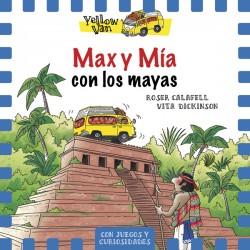 MAX Y MÍA CON LOS MAYAS , YELLOW VAN 14