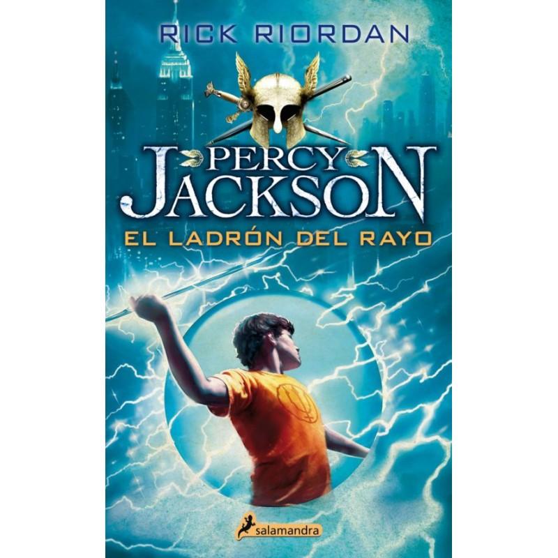 EL LADRON DEL RAYO , PERCY JACKSON 1