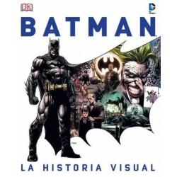 BATMAN LA HISTORIA VISUAL