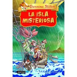 LA ISLA MISTERIOSA, GRANDES HISTORIAS STILTON