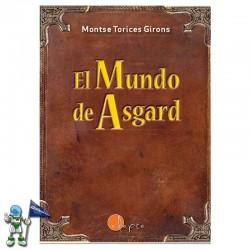 EL MUNDO DE ASGARD, LECTURA...