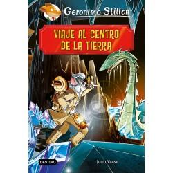 VIAJE AL CENTRO DE LA TIERRA, GRANDES HISTORIAS GERONIMO STILTON