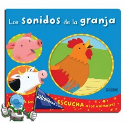 LOS SONIDOS DE LA GRANJA | LIBRO INFANTIL CON TEXTURAS Y SONIDOS