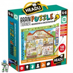 BRAIN TRAINER | PUZLE 108...