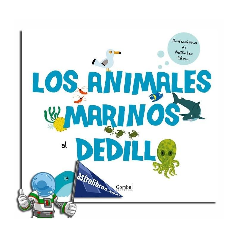 Los animales marinos al dedillo.