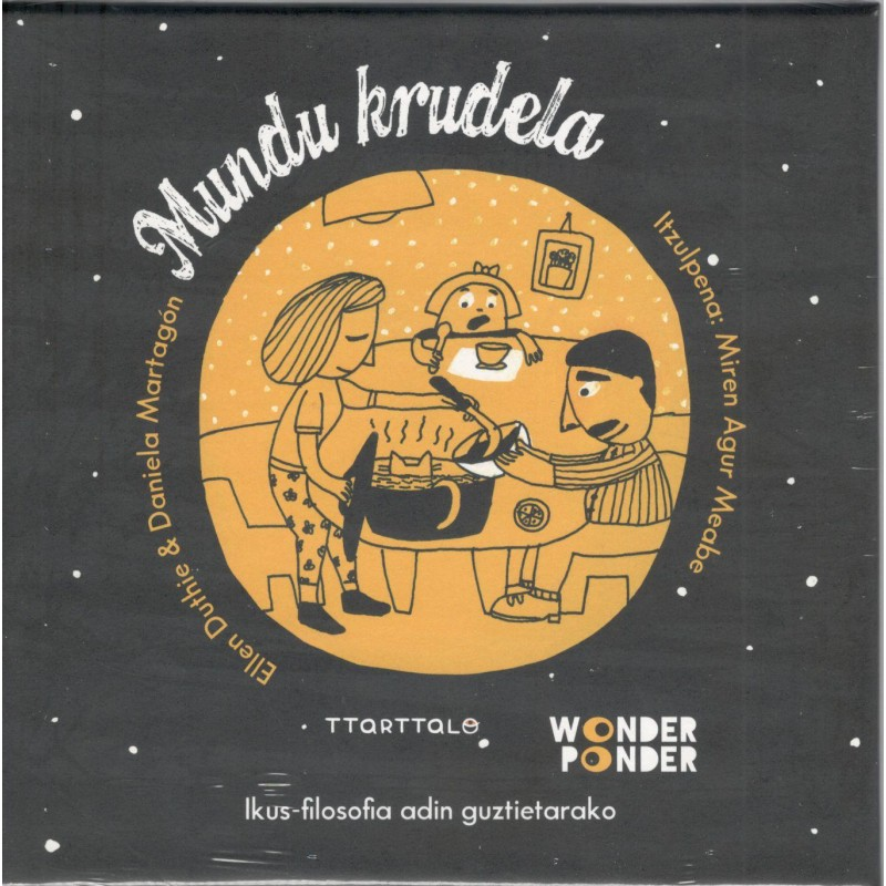 MUNDU KRUDELA, WONDER PONDER