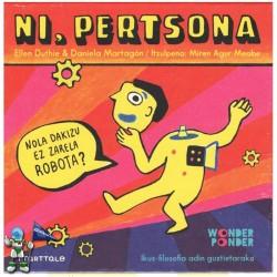 NI, PERTSONA,WONDER PONDER
