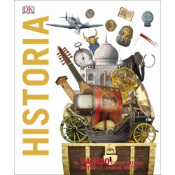 HISTORIA, LIBROS DK