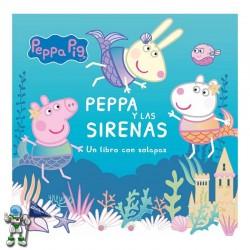 PEPPA PIG, PEPPA Y LAS SIRENAS