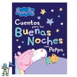 PEPPA PIG, CUENTOS PARA LAS...