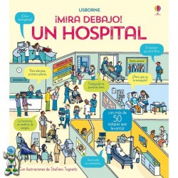 MIRA DEBAJO , UN HOSPITAL