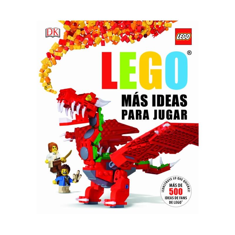 LEGO MÁS IDEAS PARA JUGAR