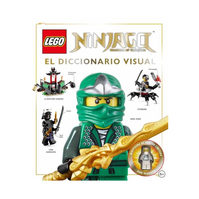LEGO NINJAGO DICCIONARIO VISUAL