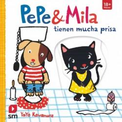 PEPE Y MILA TIENEN MUCHA PRISA , COLECCIÓN PEPE & MILA