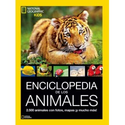 ENCICLOPEDIA DE LOS ANIMALES , NATIONAL GEOGRAPHID KIDS