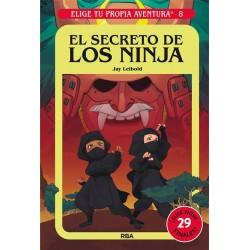 ELIGE TU PROPIA AVENTURA 8, EL SECRETO DE LOS NINJA