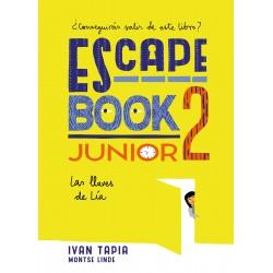 ESCAPE BOOK JUNIOR 2, LAS LLAVES DE LÍA