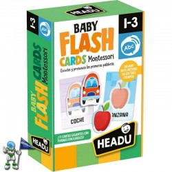 BABY FLASH CARDS | CARTAS...