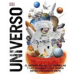 UNIVERSO, LIBROS DE ASTRONOMÍA PARA NIÑOS